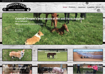 Oregon Feed and Pet
