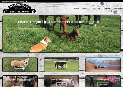Oregon Feed and Pet